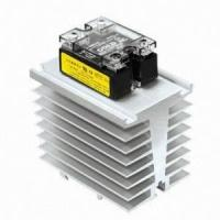 Quality SSR dedicated radiator/heatsink, can reduce voltage and produce heat for sale