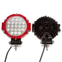 "Quality 63W 7"" Spot LED Work Light 6000K Driving for ATV Jeep Wrangler Car SUV Offroad Pickup 4WD Boat ATV for sale"