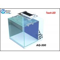 Quality Glass Ecological Fish Water Tank White Super Clear For Fish Aquarium for sale
