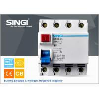 Buy Electrical Residual Current Circuit Breaker for home , mini circuit breaker at wholesale prices