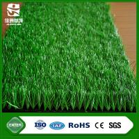 Quality 50mm sports flooring artificial grass carpets for football stadium CE SGS UV test for sale