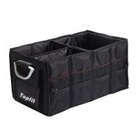 Quality Topfit Folding Trunk Organizer Box, Durable Collapsible Cargo Storage For Car, SUV, Van for sale