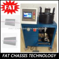 Buy Air Shock Absorber Hydraulic Hose Crimping Machine 380V 4KW Power 100T Crimping at wholesale prices