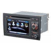 "Buy ST-8604 AUDI A4 6.5"" LCD GPS, Bluetooth, 3G Audi Navigation DVD With Steering Wheel Controller at wholesale prices"