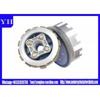 Buy cheap Honda CG125 Motorcycle Clutch Parts Clutch Plate ADC12 Alloy Material from wholesalers