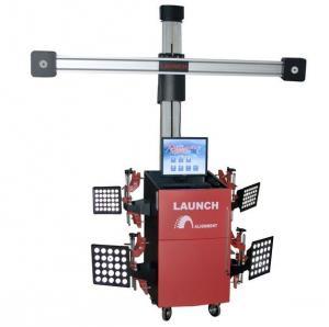 China Garage Car Lifting Automotive Workshop Equipment Launch X-831M 3D Wheel Aligner on sale
