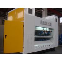 """Buy cheap Computerized """"Zero"""" Score Type NC Thin Blade Slitter Scorer In Production Line from wholesalers"""