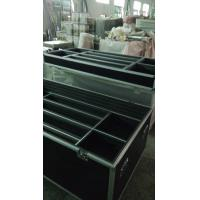 Quality 12 MM Black 3 Layers Flight Case For Bollards 530 x 680 x 830 for sale