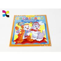 Quality Recyclable Paper Softcover Paperback Book In CMYK Double Sides Printing for sale