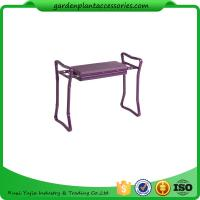 """Quality Garden Deep Seat Garden Kneeler Bench With 3 / 4"""" Thick Foam Pad for sale"""