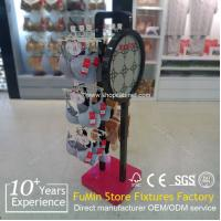 Quality China high quality display rack for clothes,clothes shop shelves for sale