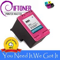 Quality Compatible HP CC656AN (HP 901 Color) Tri-Color Ink Cartridge for sale
