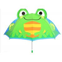 Buy cheap Animal Kids Rain Umbrellas Princess With Ear Creative Gift Cartoon Whale pattern from wholesalers