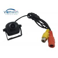 Quality Mini HD Customized Black Car Backup Camera Waterproof with Parking Line for sale