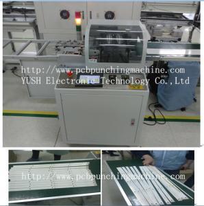 Quality Multi blade Automatic PCB Separator / PCB Depaneling / LED PCB Cutter Machine YSVJ-650 for sale