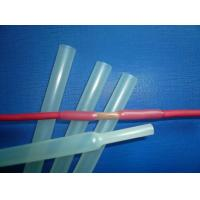 Quality Protecting PTFE Teflon Tube , Teflon PTFE Heat Shrink Tubing for sale