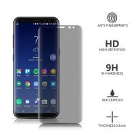 Quality Anti Blue 3D Curved Mirror Screen Protector 9H Tempered Glass For Samsung Galaxy for sale