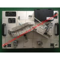 Quality 01 Checking Sheet Metal Fixtures 0.005mm Tolerance Stainless Steel Material for sale
