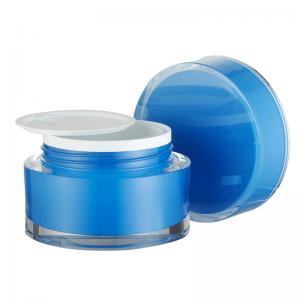 Quality JL-JR802 15ml  30ml 50ml Cosmetic Packaging Jars PMMA JAR for sale