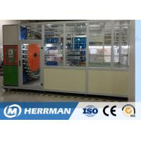 Buy cheap High Speed Wire Braiding Machine , Automatic Cable Braiding Machine Horizontal from wholesalers