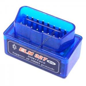 China Mini ELM327 Bluetooth OBD2 Adaptor Vgate Icar OBD2 Scanner Car code Reader on sale