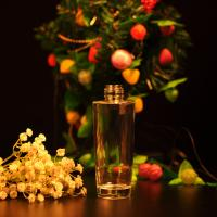Quality Soda - Line Glass Perfume Bottles , Empty Perfume Spray Bottles Printing for sale