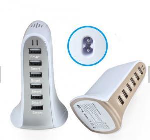 Quality Universal  Desktop Charging Station Desktop EU UK AUS US Plug Available for sale