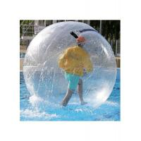 China Giant Inflatable Water Toys Inflatable Bubble Jumbo Water Walking Ball Rental on sale