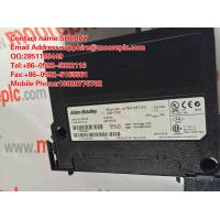 Buy cheap ALLEN BRADLEY 1756A101756-A10ControlLogix 10 Slots Chassis in stock from wholesalers