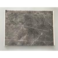 Buy High Impact Resistant Pvc Garage Wall Panels For Indoor Decoration Marble Color at wholesale prices