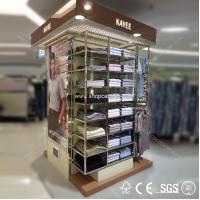 Quality 2014 new style clothes display wall shelf for sale