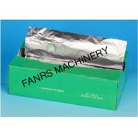 Buy Pop Up Foil Paper Extraction Folding Machine With Automatic Feeding Folding And at wholesale prices