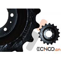 Quality Bobcat T300 Roller Chain Idler Sprocket With 6 Hole 17 Tooth High Strength for sale