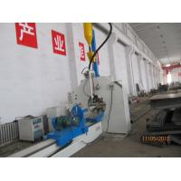 Quality 60 - 500mm lighting pole welding machine /  production line for road lamp for sale