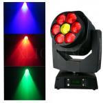 Quality Mini Bee Eye Night Club LED Moving Head Light 6x15w RGBW Disco Design for sale
