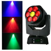 Quality Mini Bee Eye Night Club LED Moving Head Light 6x15w RGBW Disco Design for sale