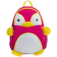 Quality Lovely Toddler Girl Backpack / Penguin School Backpacks For Preschoolers for sale