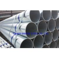 Buy Q235 Hot Dipped Galvanized Steel Pipe 16MNn SS400 , Large Diameter Steel Pipe at wholesale prices