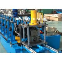 Quality Pallet Storage Rack Upright Shelf Profile Roll Forming Machine For Supermarket for sale