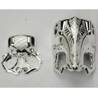 Quality Silver Color Funeral Casket Hardware Corner Coffin Accessories for sale