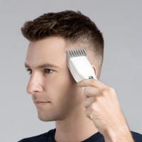 Quality Cordless Professional Hair Clippers Weight 142g With Nano Ceramic Cutter Head for sale