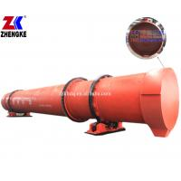 Quality New condition cast iron powder rotary dryer for sale