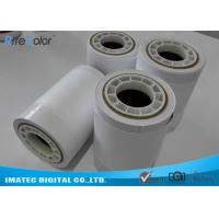 Quality Glossy Dry Inkjet Minilab Photo Paper , Mircorporous RC White Paper for sale
