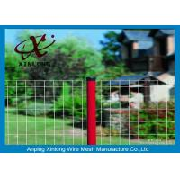 Quality Fashion Design Euro Panel Fencing Green Wire Fencing Roll High Security for sale