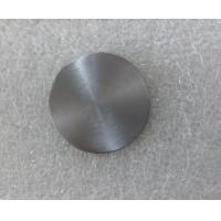 Quality 25.4*3mm Tantalum Sputtering Target Polished Surface For Semiconductor for sale