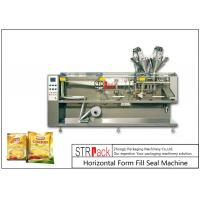 Quality Food / Chemical Industrial Powder Bag Packing Machine With Servo Driven Auger Filler for sale