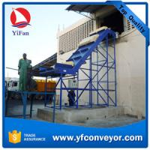 China Z Type Modular Plastic Belt Conveyor on sale