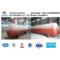 Quality factory sale best price ASME standard DN2400 50cubic buried lpg gas storage tank, 20tons lpg gas storage tank for sale for sale