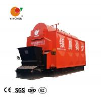 Quality Horizontal Fire Tube Boiler Chain Grate Stoker Travelling Grate Low Noise for sale