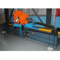 Quality CNC Circular Cold Cut Pipe Saw , Steel Iron Metal Tube Cutting Machine for sale